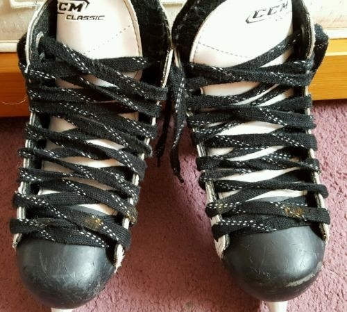 Ccm ice #hockey #boots, size 34,  View more on the LINK: 	http://www.zeppy.io/product/gb/2/322297956866/