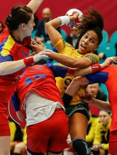 Blog Esportivo do Suíço: Brasil cai para Romênia e dá adeus ao sonho do bi no Mundial feminino de handebol