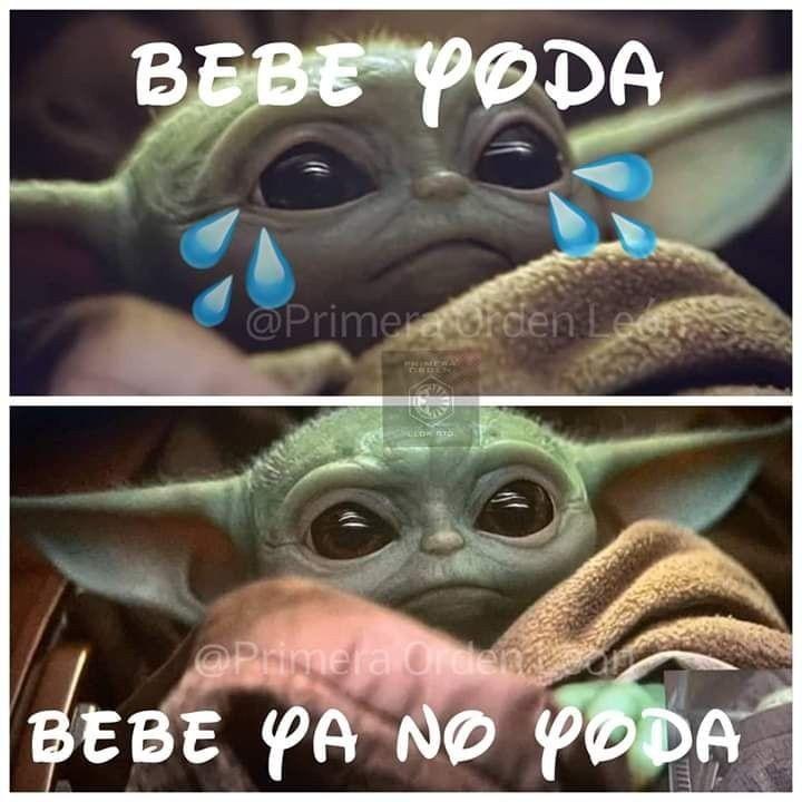 Pin By Montse On Pasa En Peliculas Pasa En La Vida Memes Yoda Star Wars