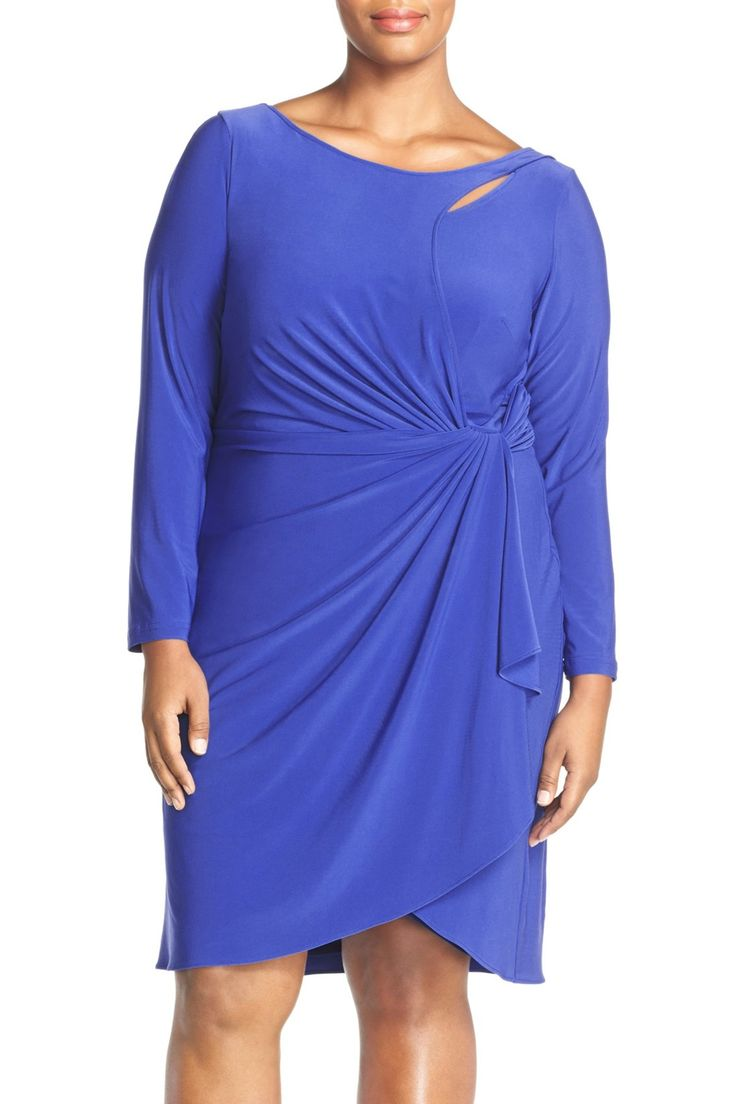 plus size dresses to wear to a wedding as a visitor