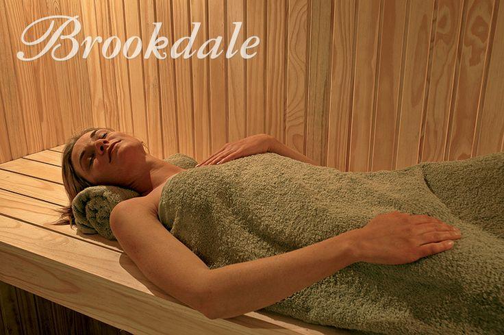 Sauna at Brookdale Health Hydro