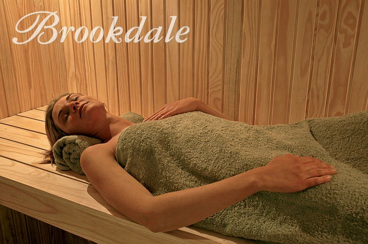 Sauna at Brookdale Health Hydro