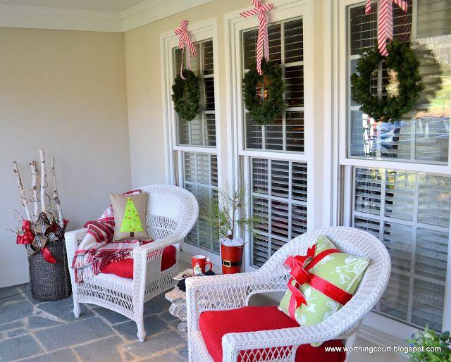 78 best cute cottage style porches images on pinterest for Cute porch ideas