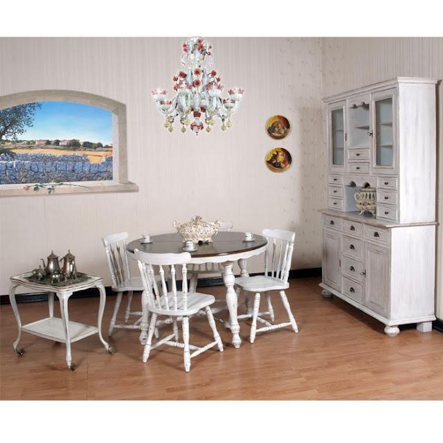Shabby chic kitchen... read more: http://mobilishabbychic.blogspot.it/2012/04/cucina-shabby-chic-kitchen-my42.html