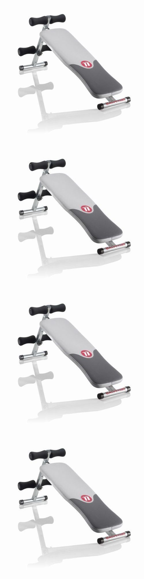Benches 15281: Flat Incline Decline Bench Fitness Abs Workout Board Exercise Crunch Home Gym Us -> BUY IT NOW ONLY: $63.49 on eBay! https://www.musclesaurus.com/flat-stomach-exercises/