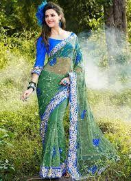 Resultado de imagen para hermosos vestidos hindues verdes