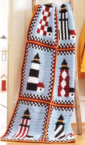 crochet lighthouse pattern - Yahoo Search Results