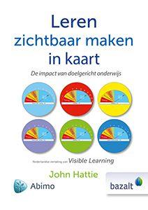 Leren zichtbaar maken in kaart - John Hattie