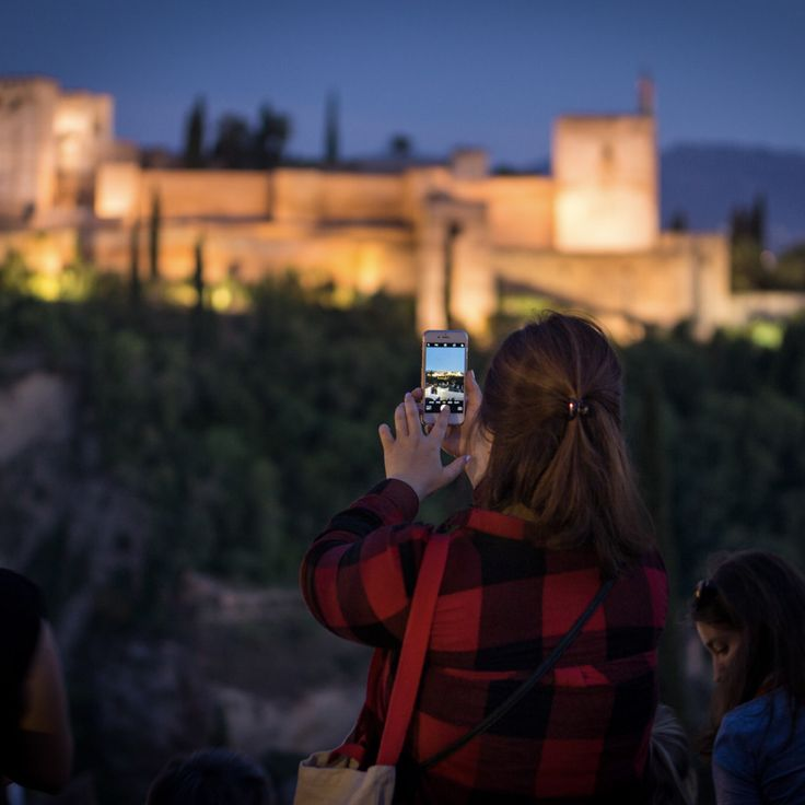 Capturing the Alhambra #granada #spain #travel #travelphotography