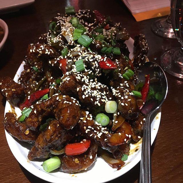 Hakka WOW Crispy Beef