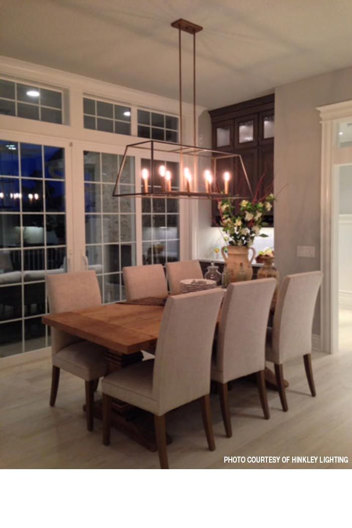 Dining Room Lighting La Crosse Design A Beautiful Room Wettstein S
