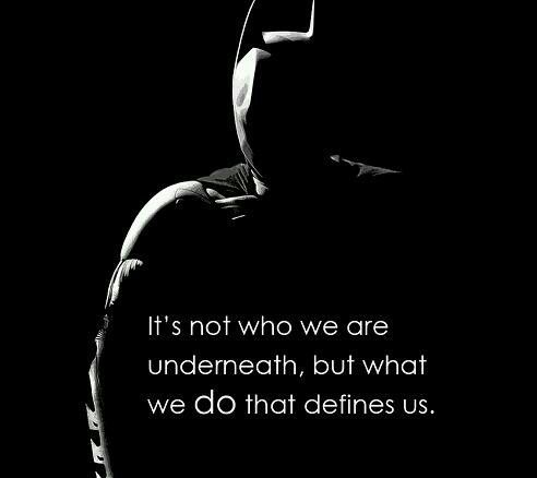 Batman Quotes And Sayings Quotesta