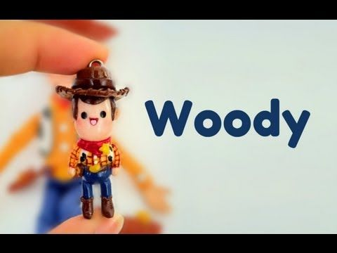 Sheriff Woody From Toy Story Tutorial