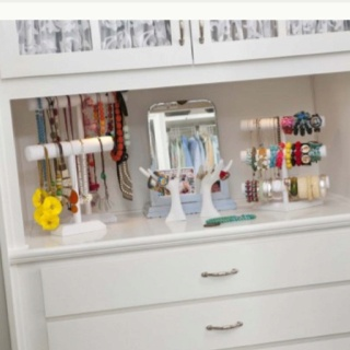 115 best Ways to Store Your Jewelry images on Pinterest Good ideas