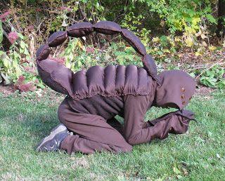 The Shy Gardener: Halloween Costumes