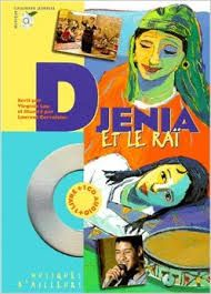 French book about Algerian girl and her grandmother.