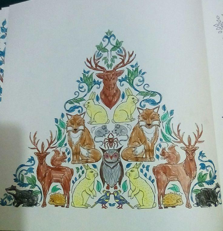 Picture 12: trangle of animals