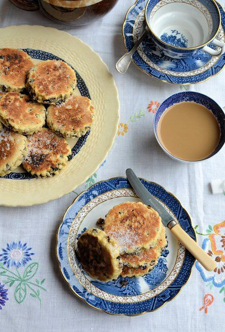 You don't have to be Welsh to enjoy Welsh Cakes! Learn how to make these traditional afternoon tea time treats.