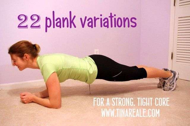 22 Plank Variations -- really good!Body, Fit, Inspiration, Motivation, Tights Cores, Healthy, 22 Planks, Planks Variations, Workout