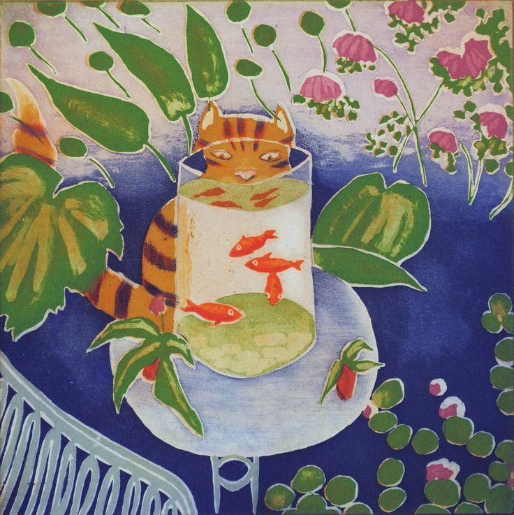 Matisse's Cat  | Mychael Barratt