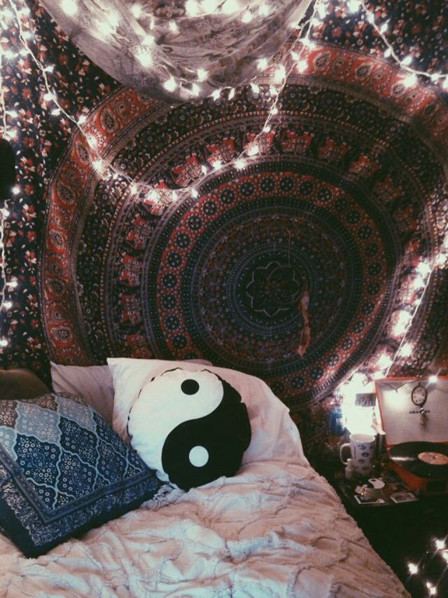 25 Best Ideas About Hippie Room Decor On Pinterest