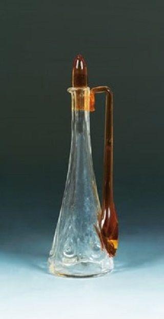 Jutta Sika (Austrian, 1877–1964)     Karaffe , 1901      glass