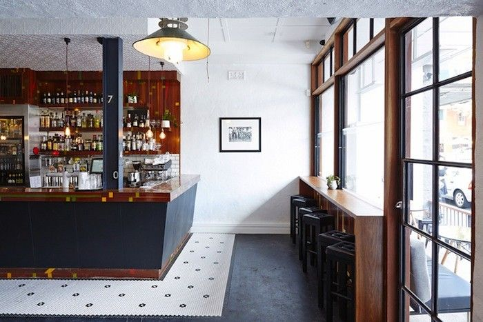 Aviary Hotel in Melbourne I Remodelista