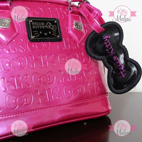 Bolsa CHICA De Mano Loungefly Color Pink Fiusha Hello Kitty