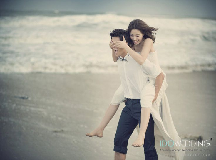 pre-wedding photography concept