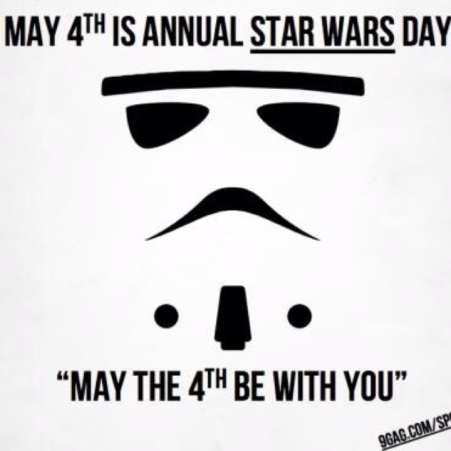 May The 4th Be With You Best: 17 Best Images About May The Fourth Be With You On