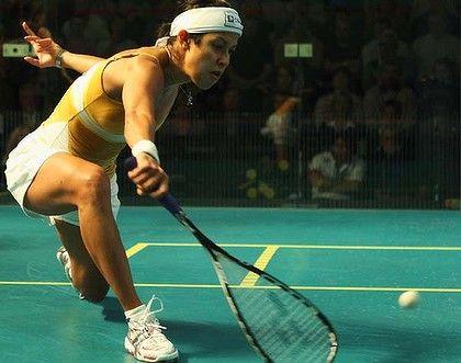 nicol david, malesia (26/8/83). numero 1 del mondo di squash nel gennaio 2006. rimasta al numero 1 per 3 mesi consecutivi, fino al marzo 2006. la prima asiatica nella storia.