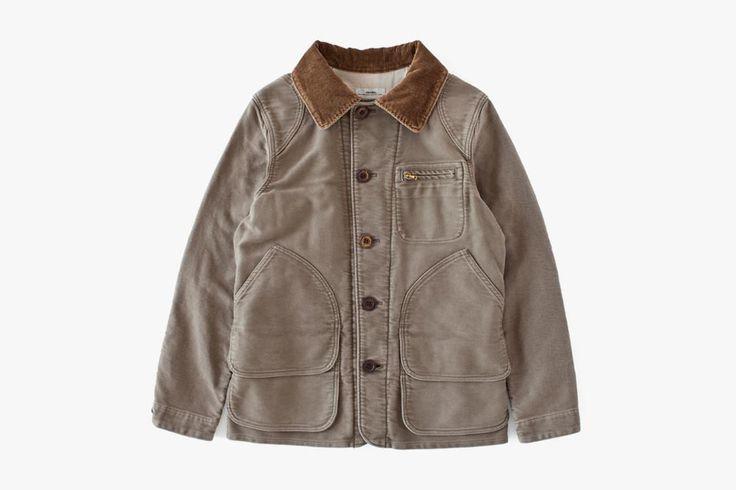 visvim Minie Hunting Jacket • Highsnobiety