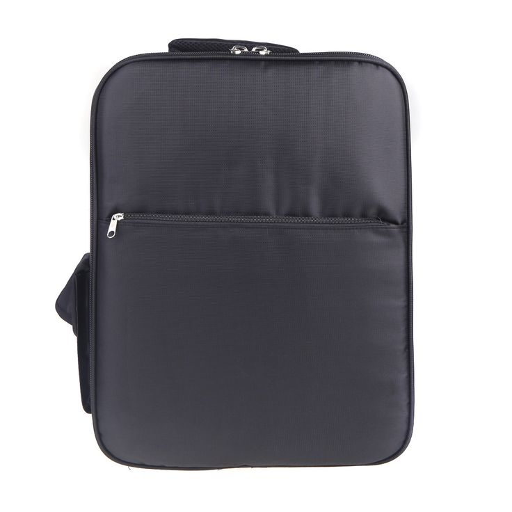 Universal Shoulder Backpack Outdoor Flight Quadcopter Portable Bag Black for DJI Phantom Vision 1/2 Walkera QR X350 Pro RC Quadcopter