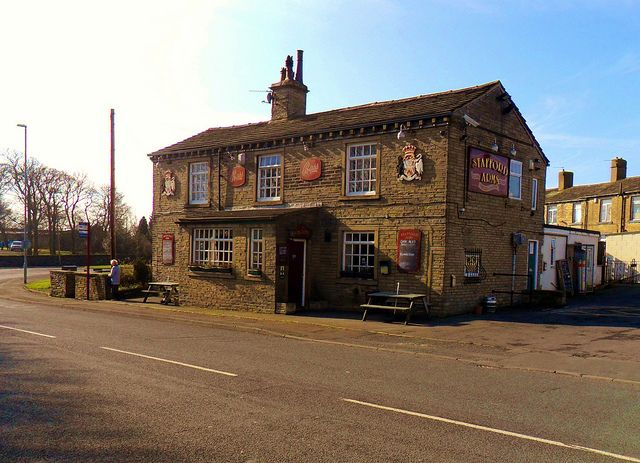 The Stafford Arms, Scholes, Cleckheaton. | Flickr - Photo Sharing!