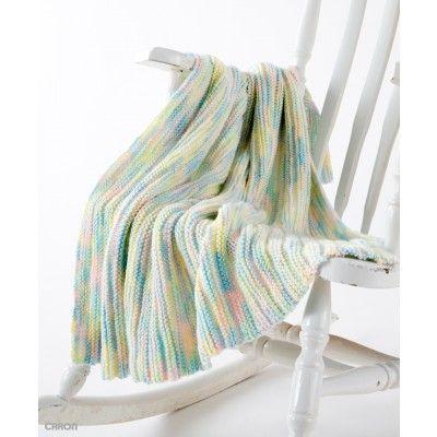 Free Knitting Pattern For Baby Blanket Beginners : 1000+ ideas about Beginner Knitting Blanket on Pinterest Beginner knitting ...