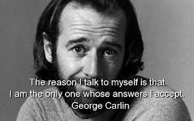 Young George Carlin | Comedy Relief | Pinterest: pinterest.com/pin/41095415322191400