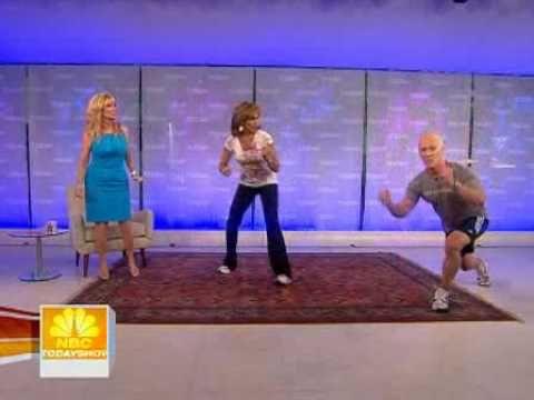 Victoria's secret workout trainer