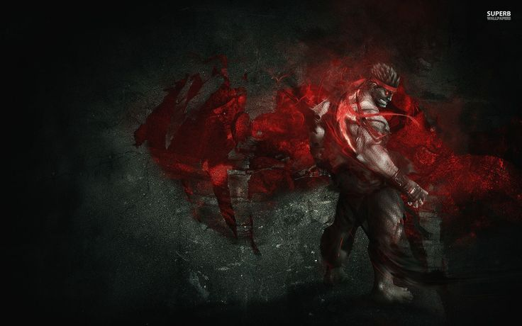 Ryu Street Fighter Wallpaper