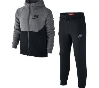 SURVETEMENT B NSW TRK SUIT NIKE AIR NOIR NIKE