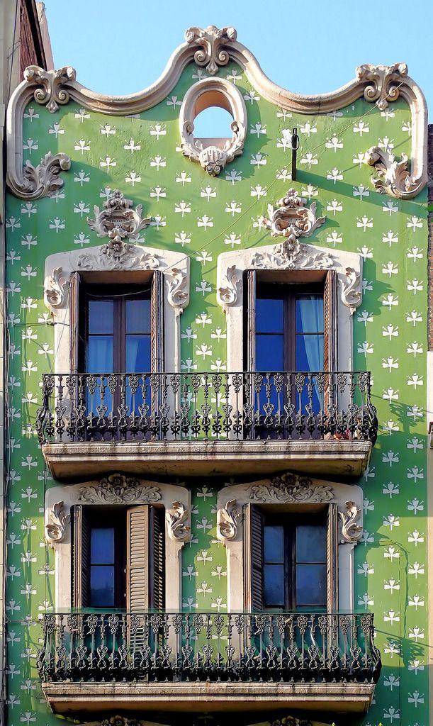 Barcelona - Creu Coberta 115 b