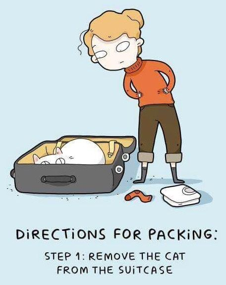 Packing Directions......