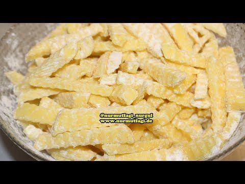 Sodalı Çıtır çıtır patates Kızartması tarifi, pommes,Nurmutfagi NurGüL - YouTube