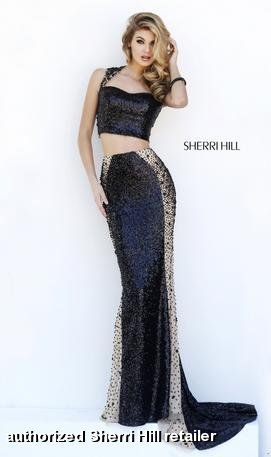 117 best Sherri Hill Fall 2015 images on Pinterest | Party wear ...