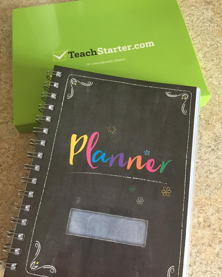 Thanks @teachstarter for my 2017 #planner . Helps me feel #organized ready for the #newyear . What kind of planner or diary are you using this year to stay organised?