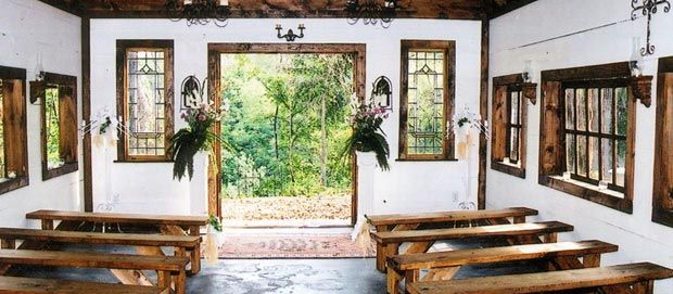 Rustic Chapel in the Woods in Glen Rose, TX | Wedding venue in Fort Worth | Wedding Wishes Dallas and Fort Worth Wedding Guide