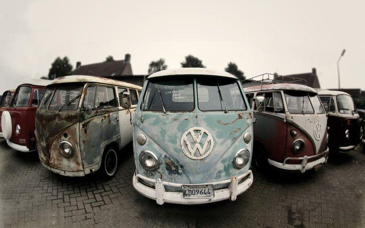 Volkswagen Surf Van Wallpapers