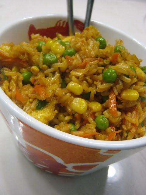 Homemade Fried Rice---Incredible!