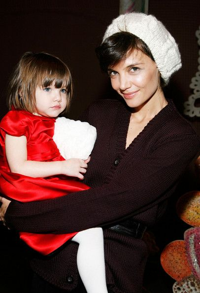 "Katie Holmes - Tom Cruise, Katie Holmes And Daughter Suri Visit ""The Nut Cracker"""