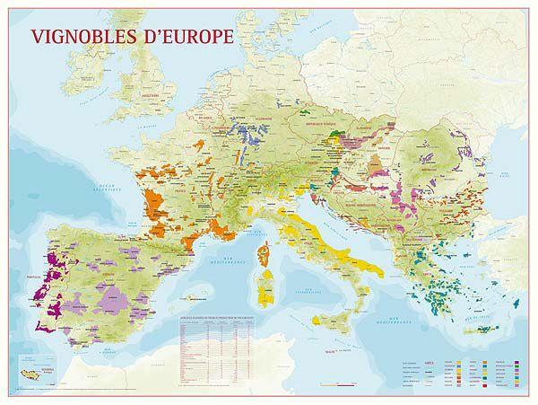 #WineMap #Europe