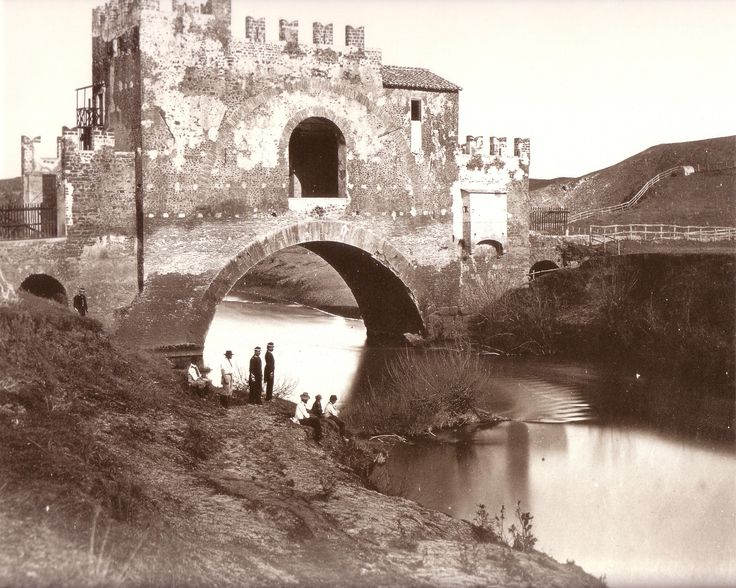 ponte nomentano 1870